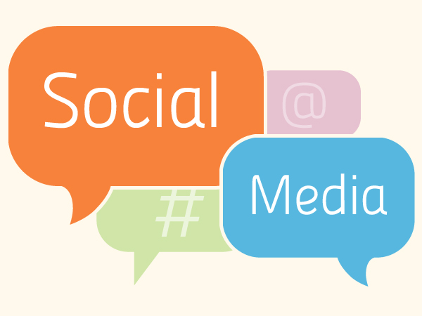 Create tools to help promote your social media presence and following